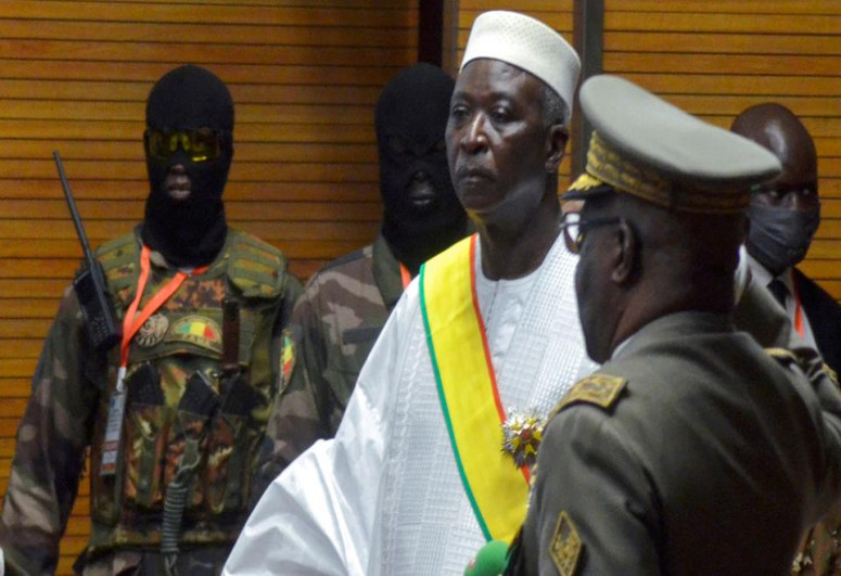 UN Security Council condemns detention of civilian leaders by Malian military