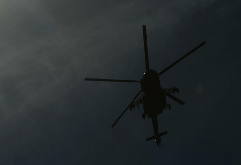 При крушении вертолета в США погибли 4 человека