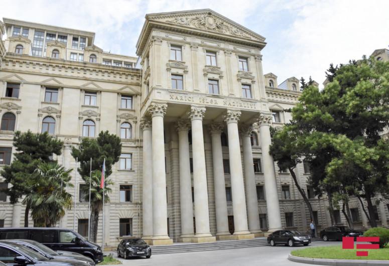 Azerbaijani MFA: Armenia's provocation in direction of Kalbajar is violation of trilateral statement