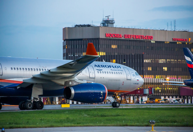 Rusiyanın ən böyük aviaşirkəti sərnişin daşımalarını 34% azaldıb