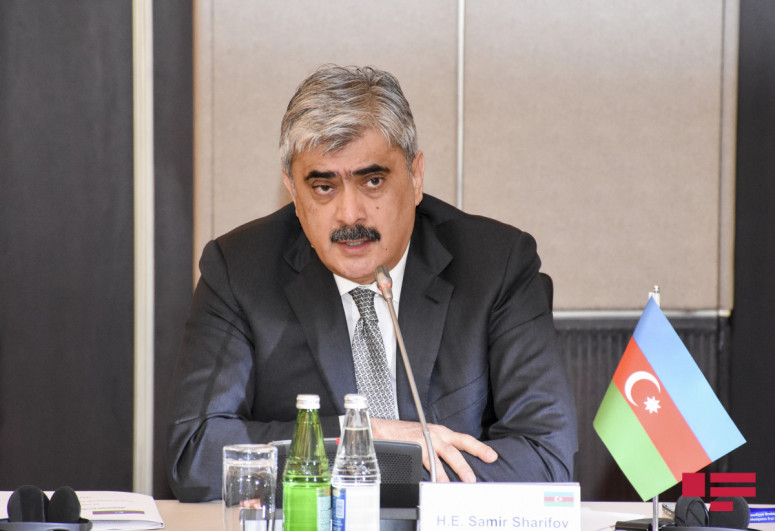 "Azerbaijan's Minsiter of Finance: ""Country's economy faced two major shocks"""