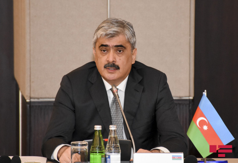 """Samir Sharifov: """"Stability of exchange rate of manat protected"""""""