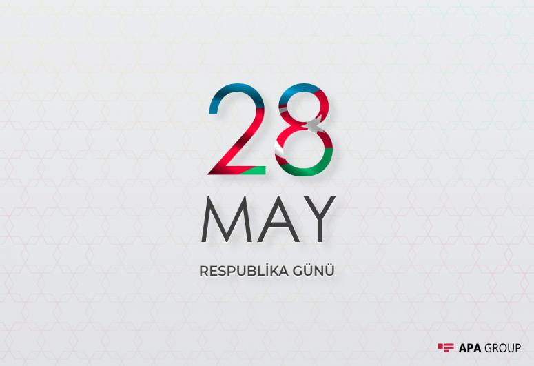 """Azərbaycanda Respublika Günü qeyd olunur - <span class=""""red_color"""">VİDEO"""
