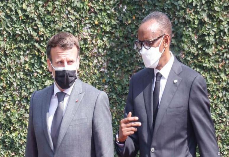 Macron admits French responsibility in Rwanda genocide