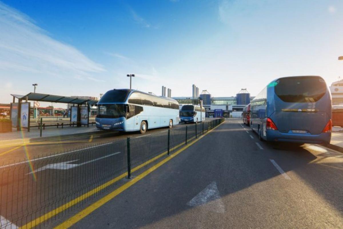 Межрегиональные пассажирские перевозки в Азербайджане будут осуществляться по прежним тарифам