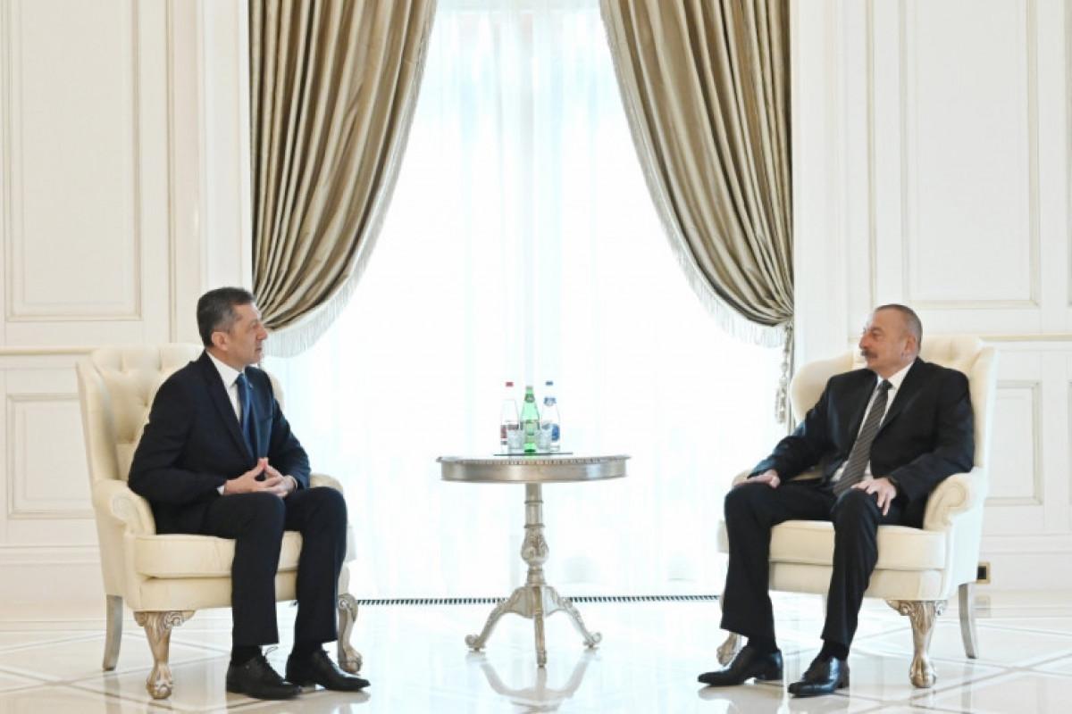 Турецкий министр: Для нас очень важны проявленная Вами решительность, поддержка в вопросе ФЕТО