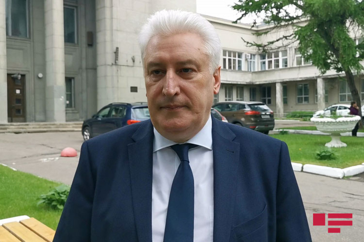 """Korotchenko: """"Armenia will have to determine the border with Azerbaijan, whether it wants to or not"""""""