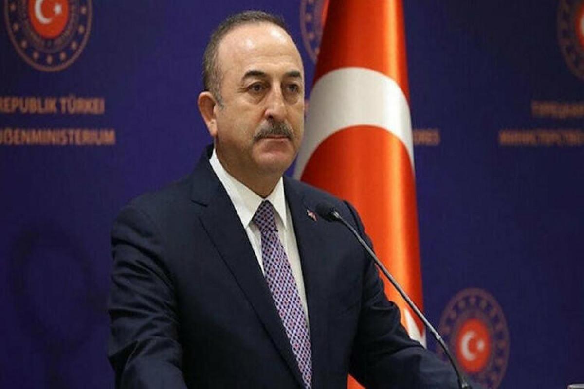"Movlud Cavusoglu: ""Fans beautifully reminded who Karabakh belongs to"""