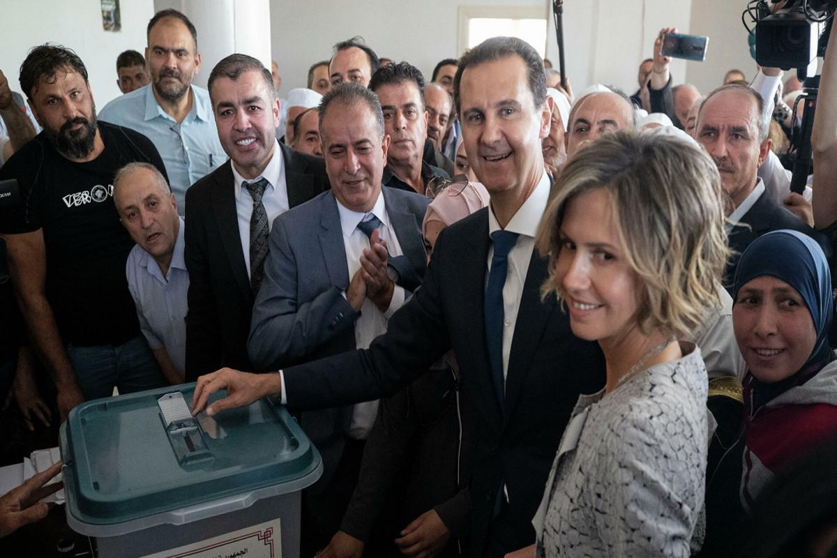 Асад победил на президентских выборах в Сирии, набрав 95,1% голосов