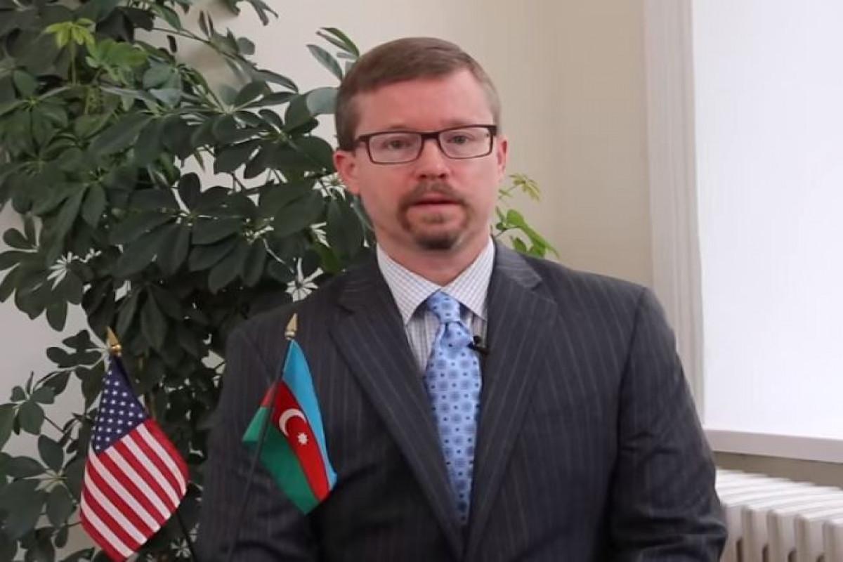 Посольство США поздравило азербайджанский народ с Днем Республики
