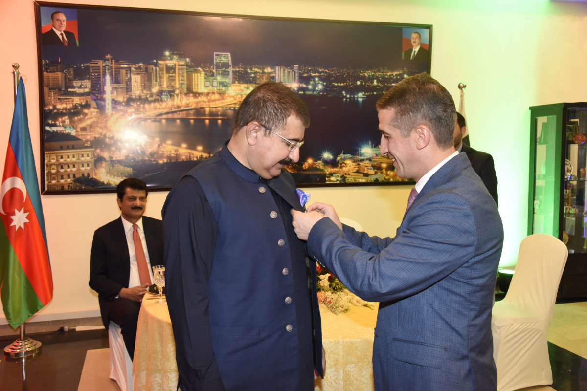 """Chairman of Senate of Pakistan: """"Our country will always stand by Azerbaijan"""""""