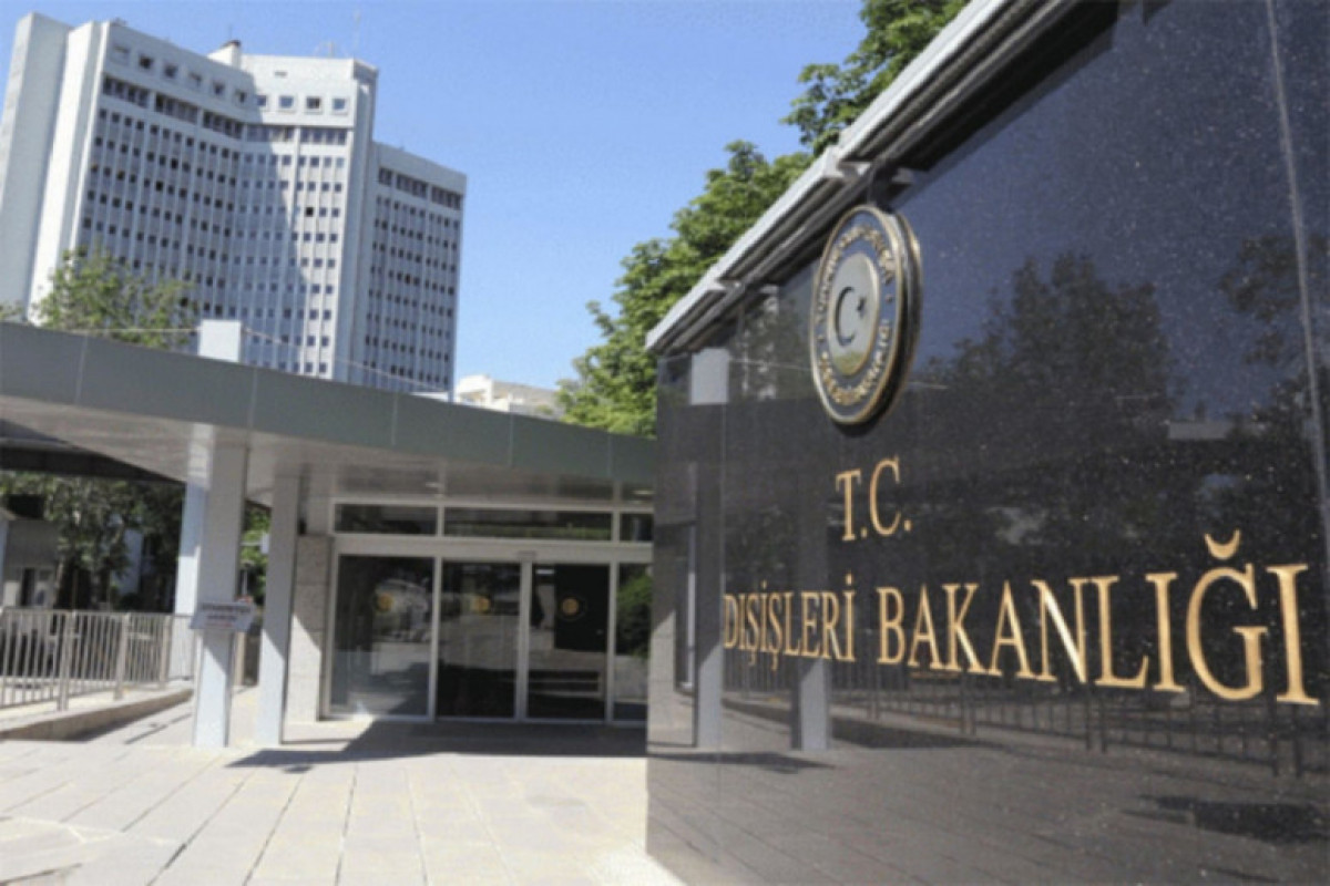 """Turkish MFA: """"Armenia will suffer from its insidious steps itself, unless it is a partner with good intention"""""""