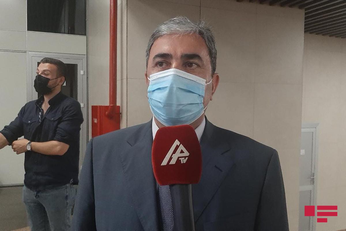 """Hidayət Məmmədov: """"""""8 noyabr"""" stansiyası Bakıda sərnişin daşımasında əhəmiyyətli rol oynayacaq"""""""
