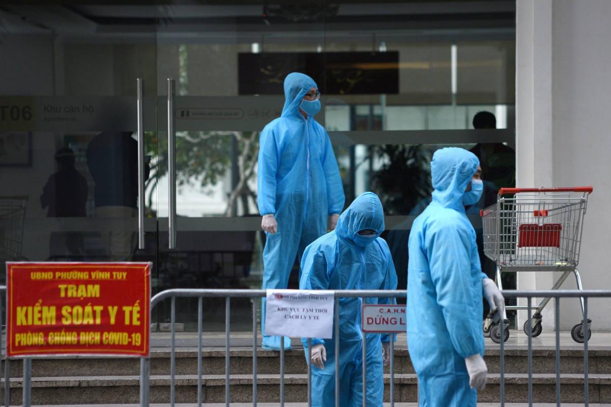 Vietnam detects hybrid of UK and Indian virus variants