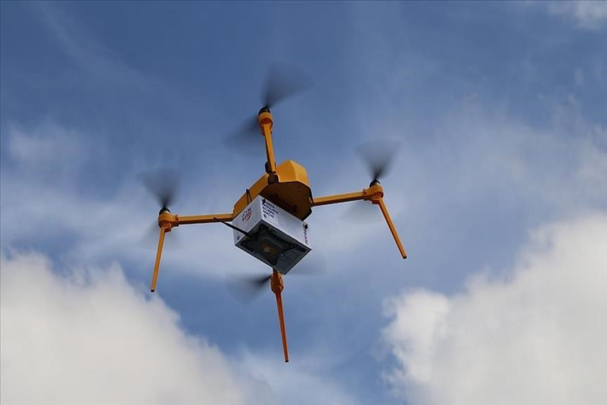 Turkey to use drones for delivering goods