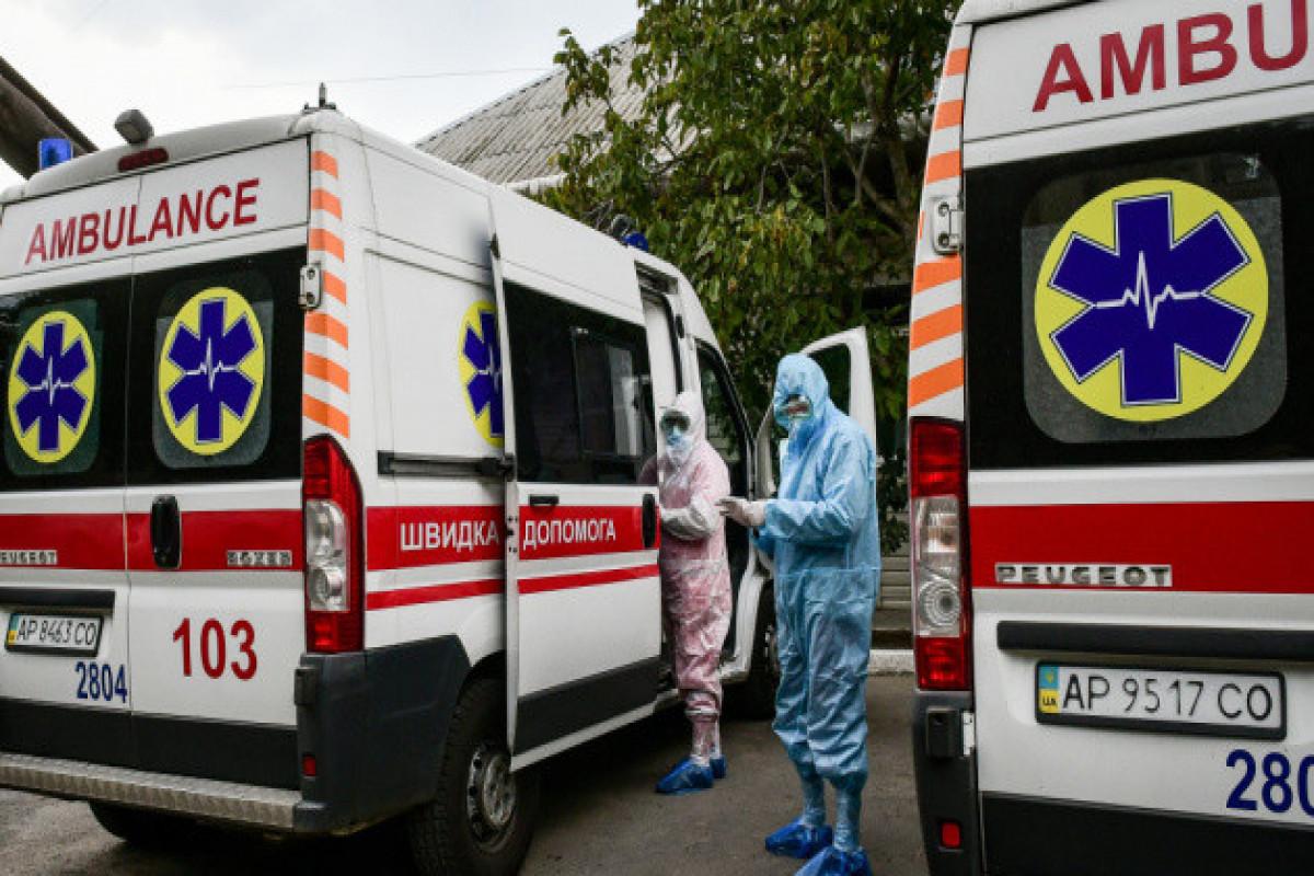 Ukraine reports 3,096 new coronavirus cases
