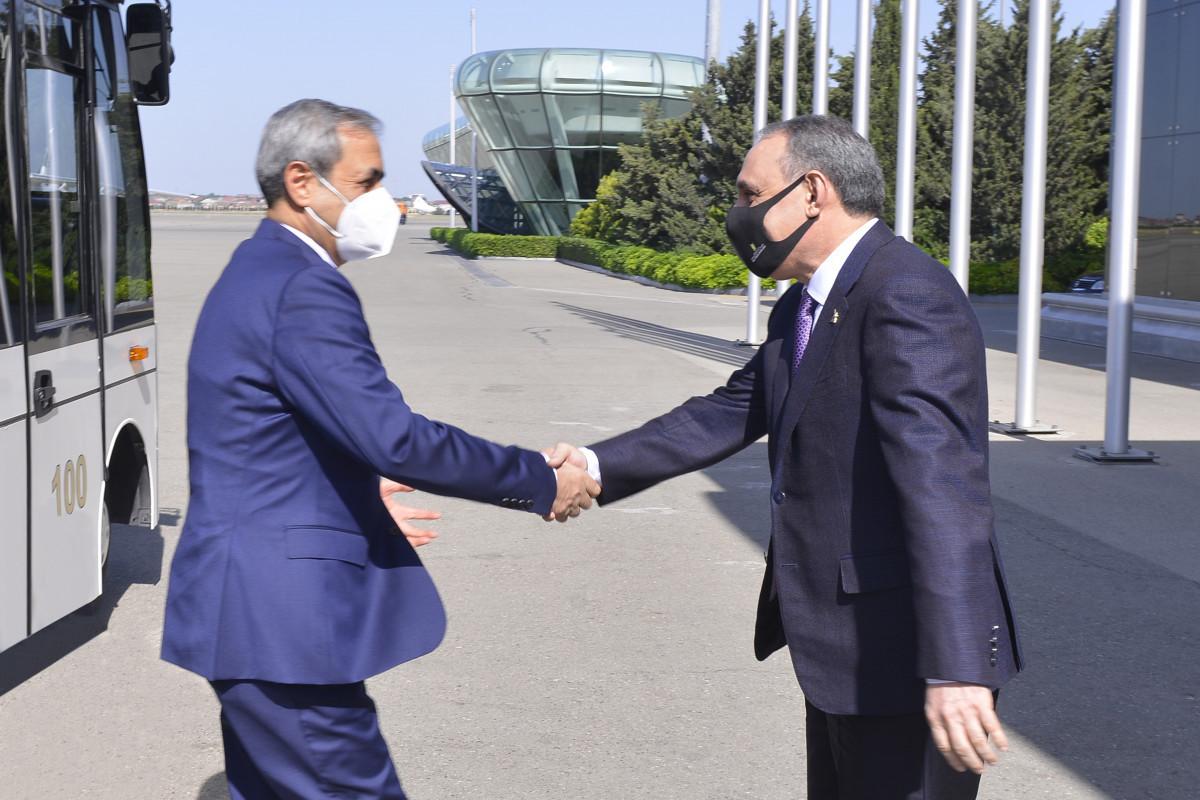 Генпрокурор Верховного суда Турции прибыл в Азербайджан с официальным визитом