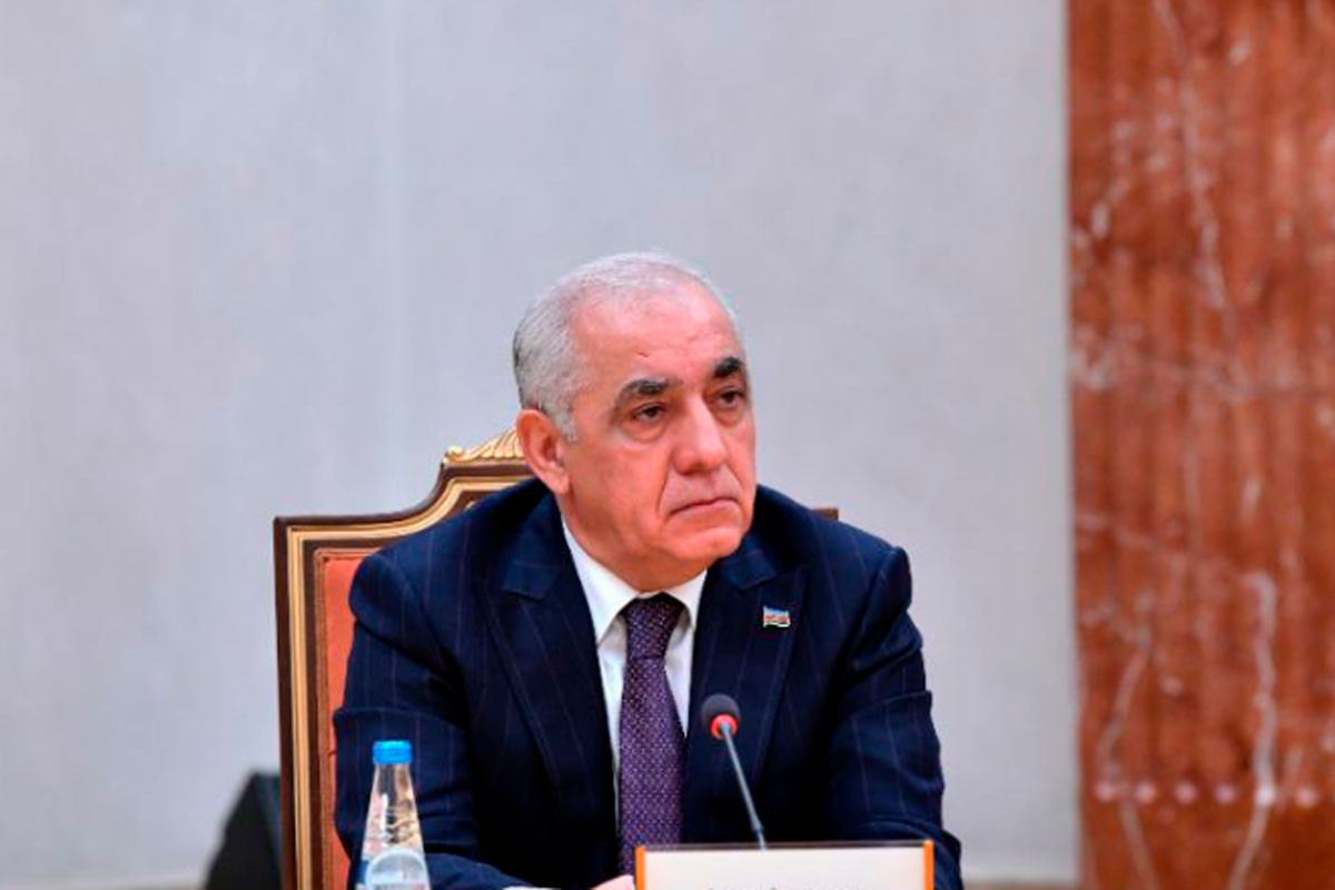 """PM: """"Azerbaijan is fully ready to resolve the issue of border lines with Armenia constructively"""""""