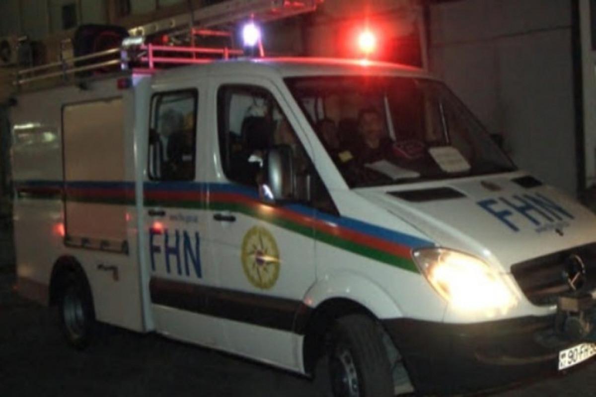 FHN Şabranda bir ailənin 4 üzvünün xəsarət aldığı yol qəzası ilə bağlı məlumat yayıb