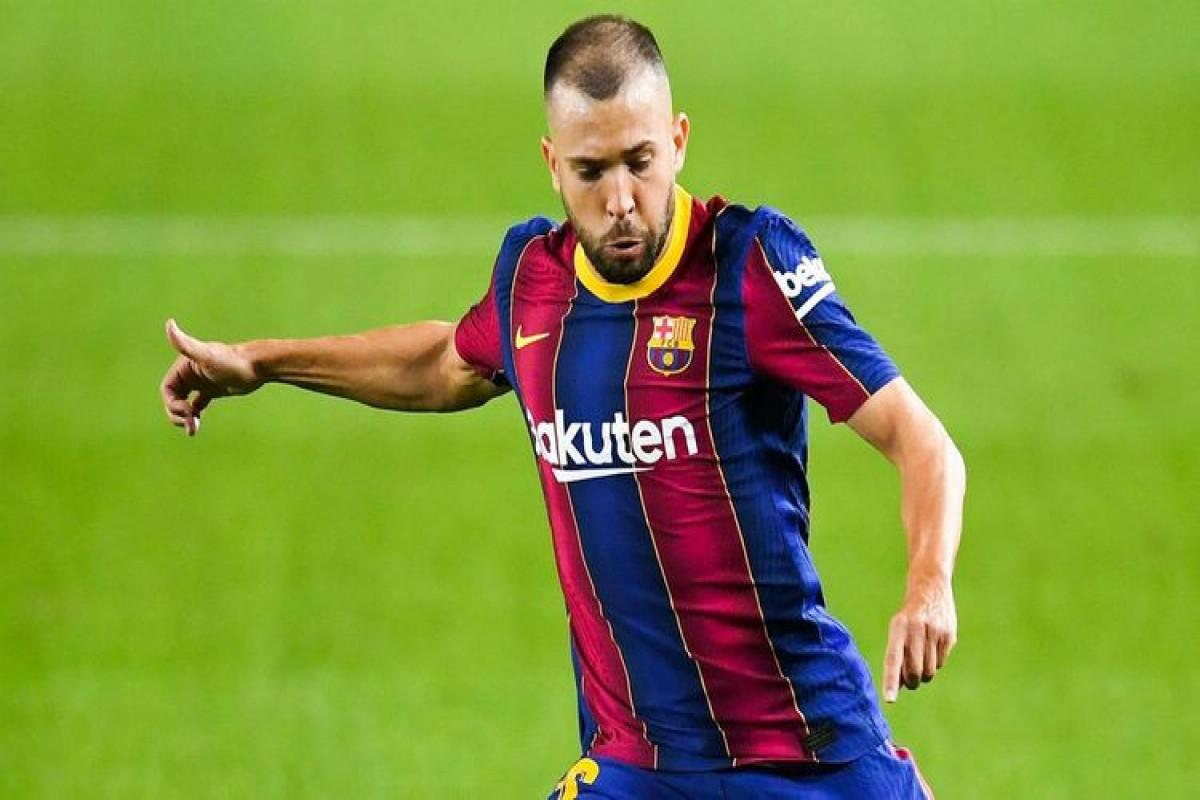 """""""Barselona""""nın müdafiəçisi Jordi Albaya """"Atletiko""""dan təklif gəlib"""