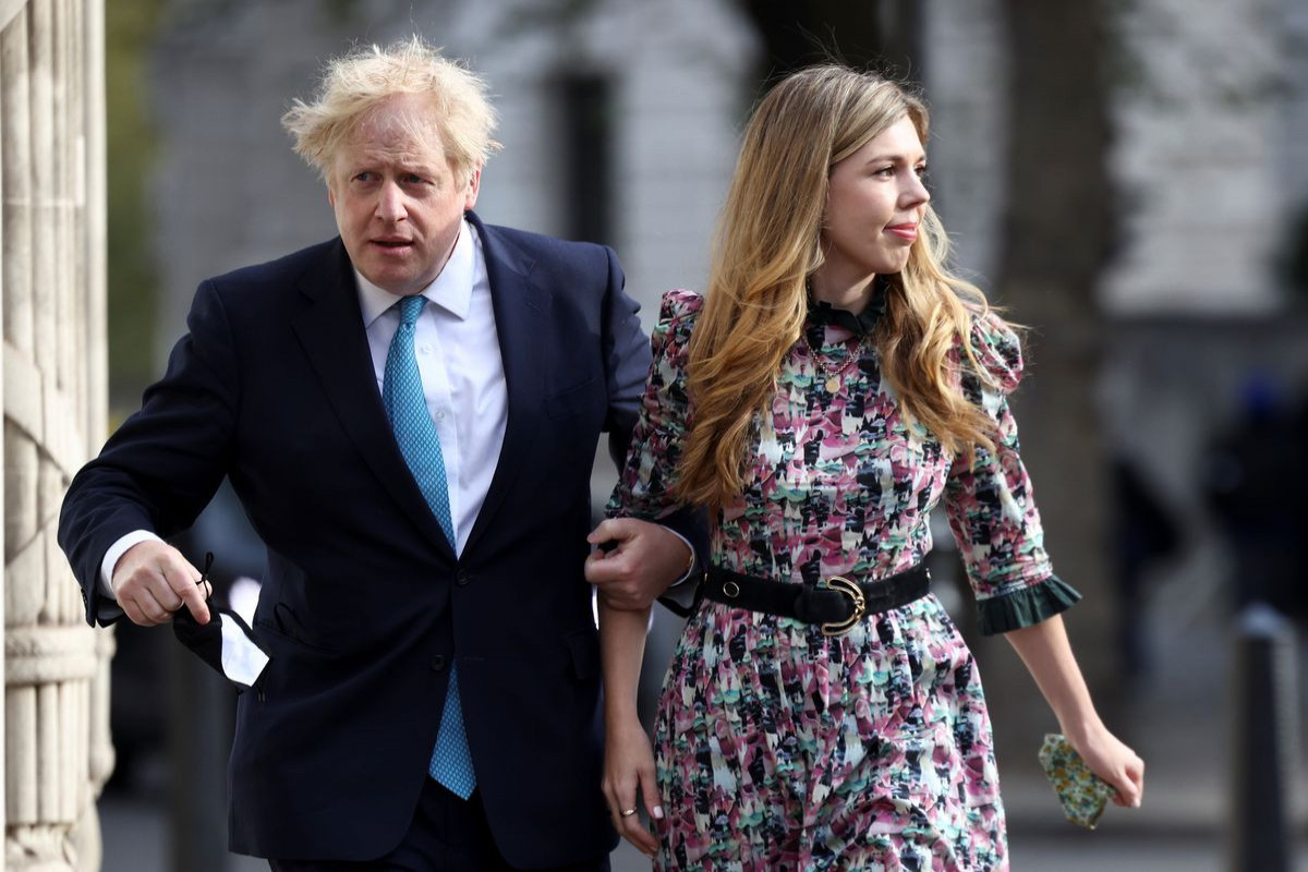 UK PM Johnson marries fiancee in secret ceremony - reports