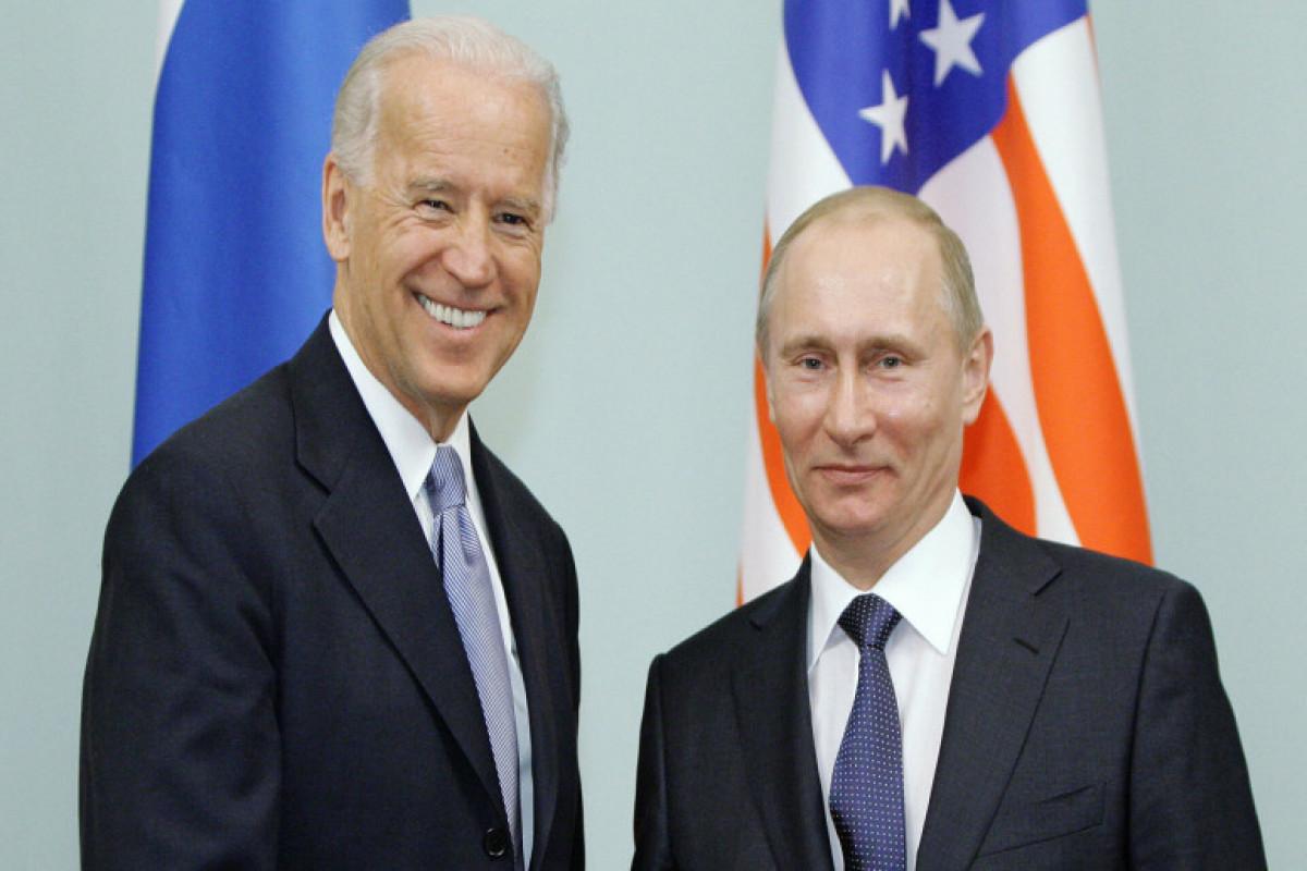 Байден намерен поднять тему прав человека на встрече с Путиным