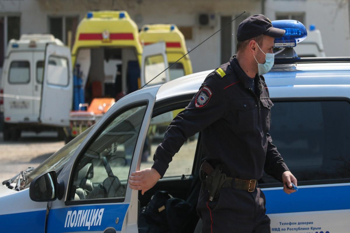 Yekaterinburg shooter detained