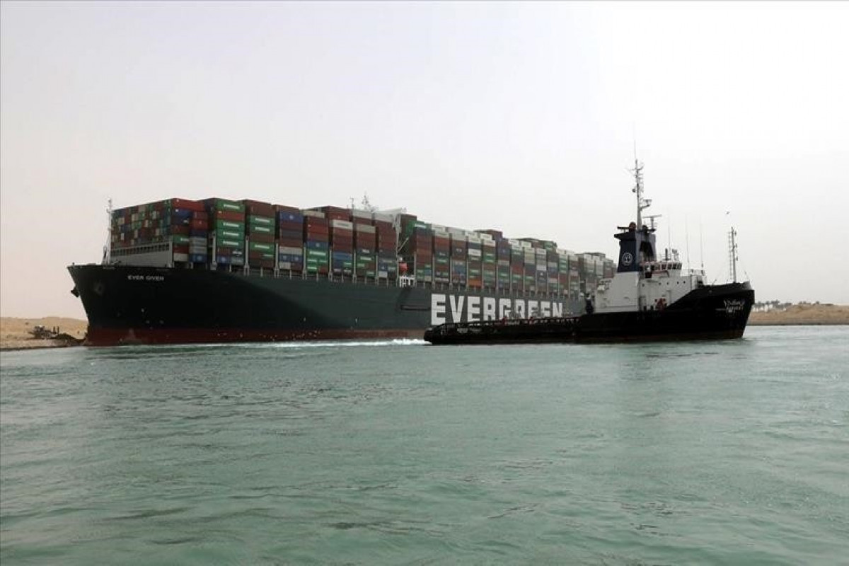 Suez Canal Authority won't seek arbitration on Ever Given ship
