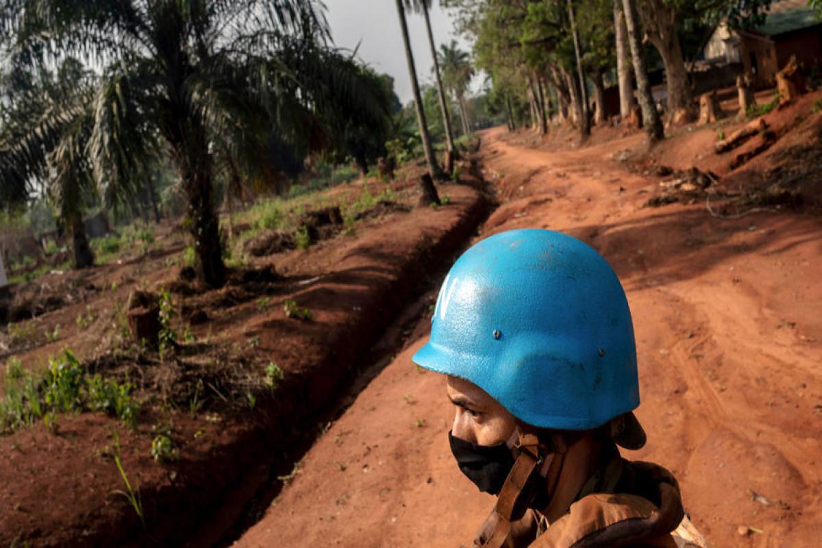 Mərkəzi Afrika Respublikasında baş verən partlayışda 3-ü rus olmaqla, 5 nəfər ölüb