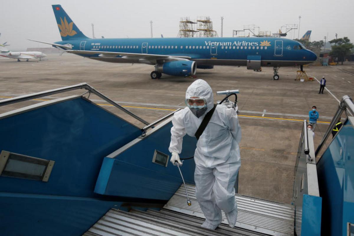 Vietnam to suspend incoming international flights to capital