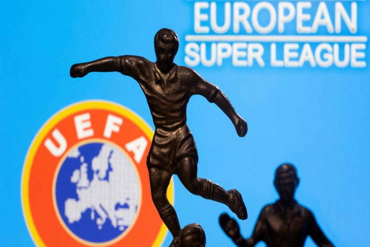 Суперлига подала в суд на УЕФА и ФИФА