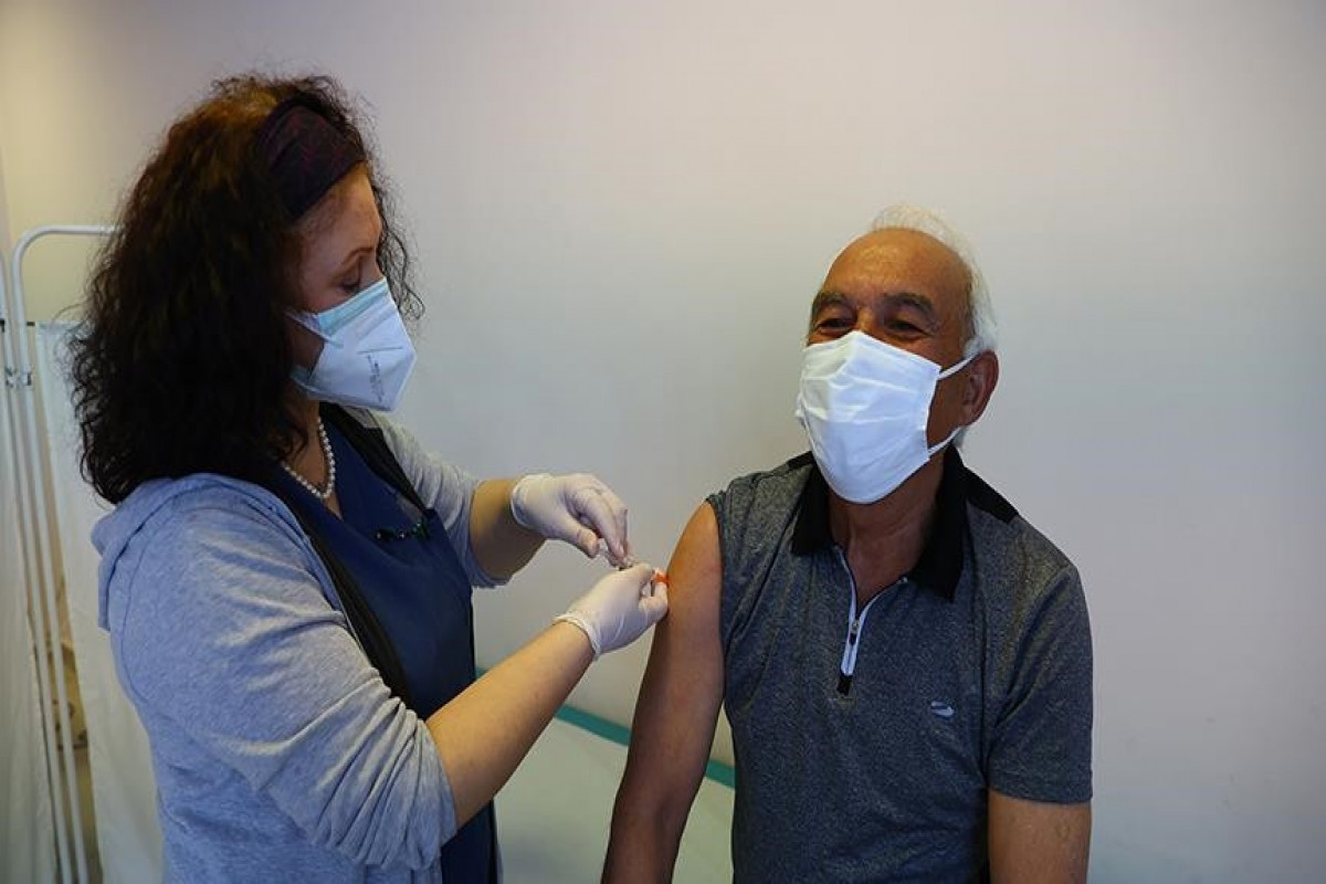 Over 29M vaccine shots administered in Turkey to date