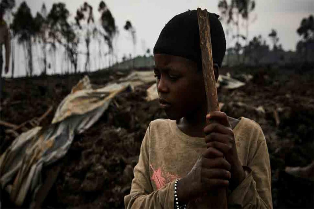 At least 55 killed in eastern Congo massacres, U.N. says