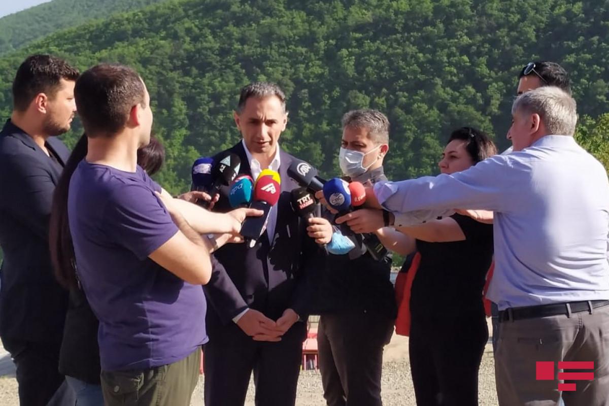 Министр: Работы по реконструкции на освобожденных землях придадут импульс развитию всего региона