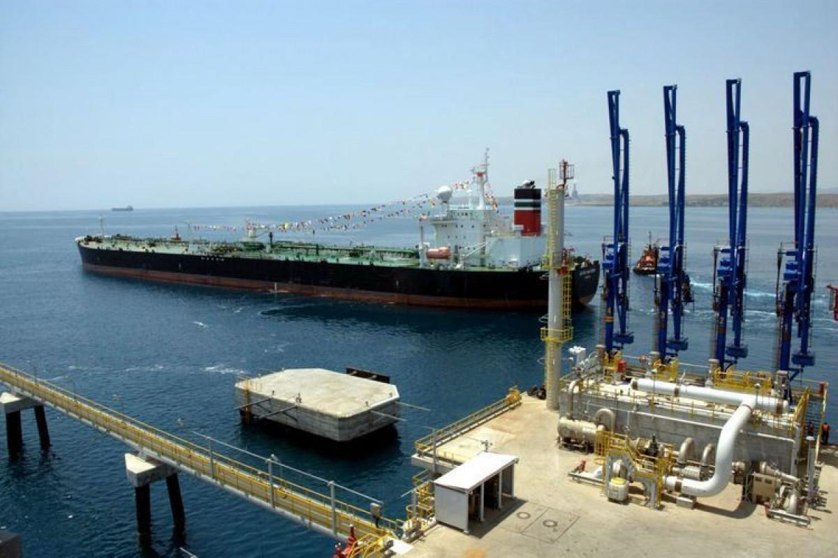 Ceyhan terminalından bu il 200-dən çox tanker yola salınıb