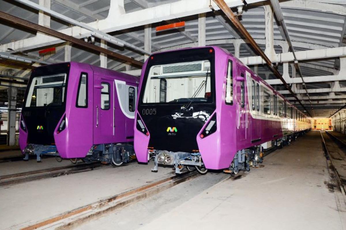 Bakı metrosunda lokomotiv təsərrüfatının avtomatlaşdırılmış təmir, idarəetmə və monitorinqi sistemi qurulur