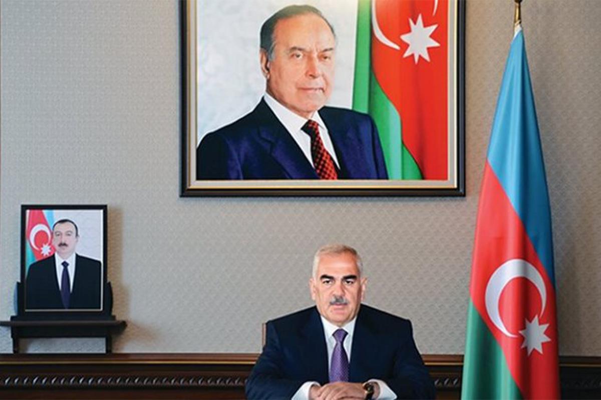 Naxçıvan Muxtar Respublikası Ali Məclisinin Sədri Vasif Talıbov