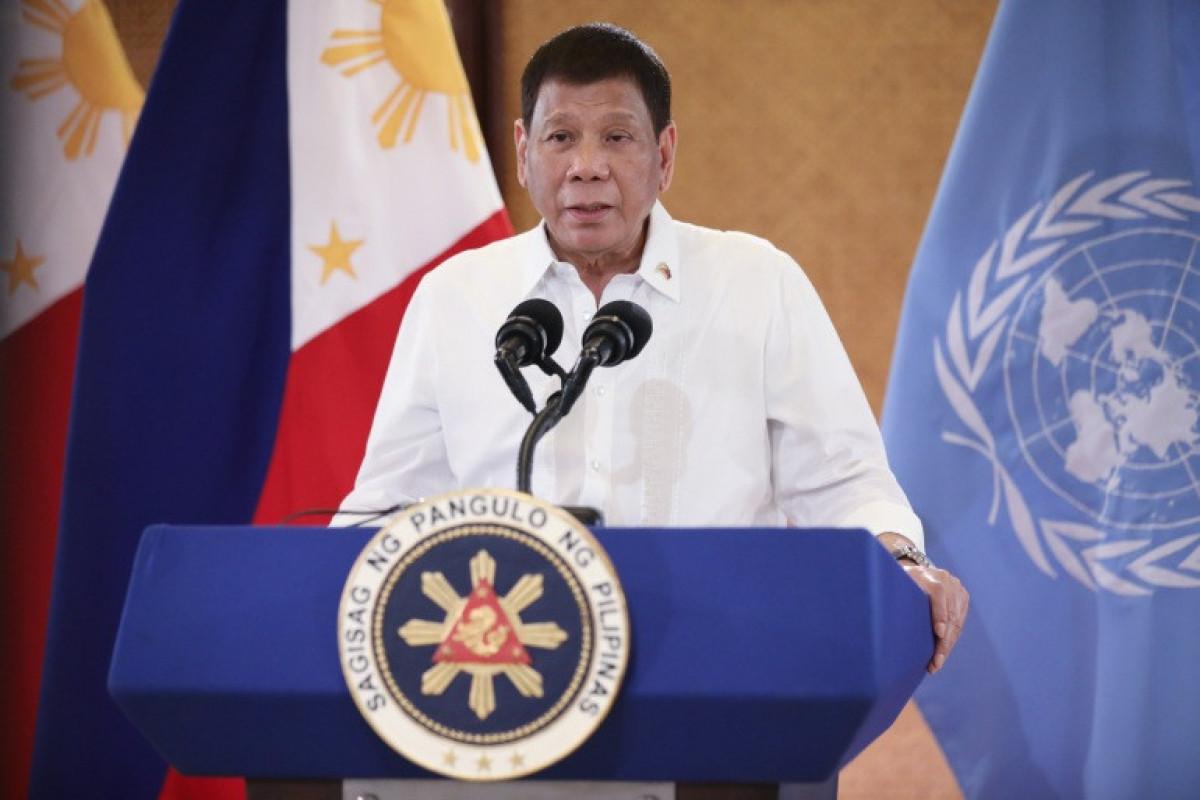 Rodriqo Duterte