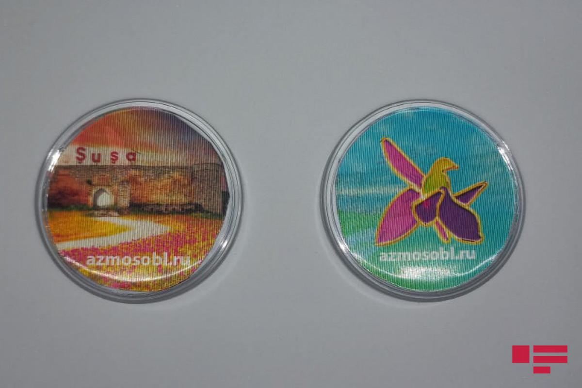 Памятные сувениры, посвященные победе в Отечественной войне