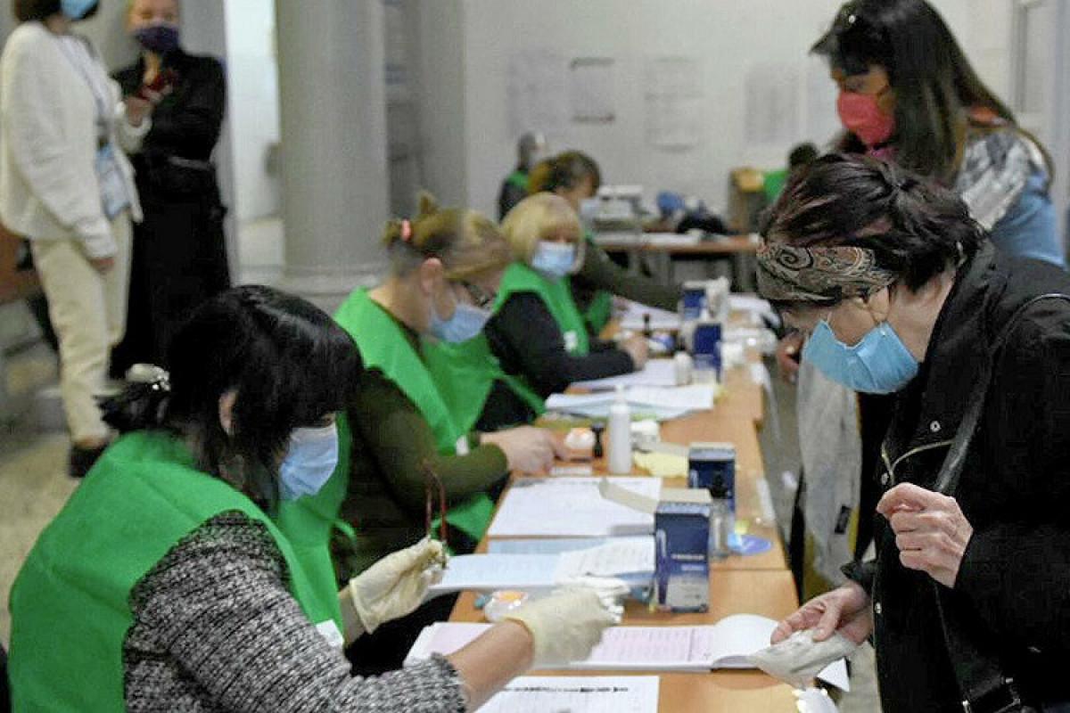 Marneulidə keçirilən yerli özünüidarəetmə seçkilərində seçici aktivliyi 47,3% olub