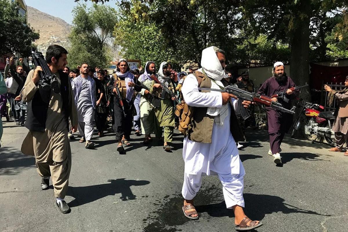 Əfqanıstanın Cəlalabad şəhərində silahlı hücum zamanı 4 nəfər ölüb