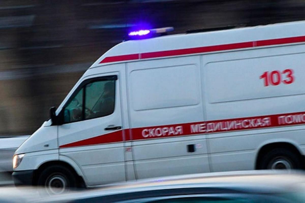 Rusiyada avtobus qəzaya uğrayıb, 12 nəfər xəsarət alıb
