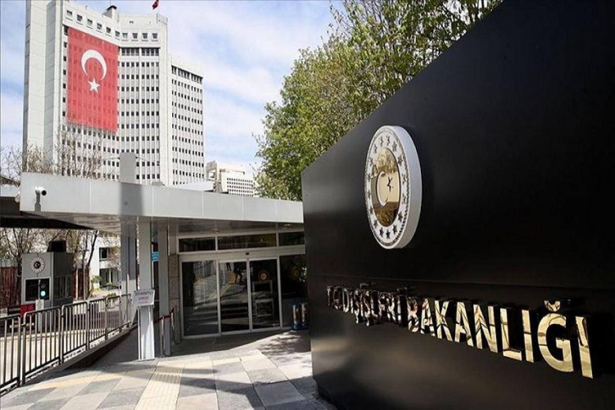 Türkiyə Xarici İşlər Nazirliyi