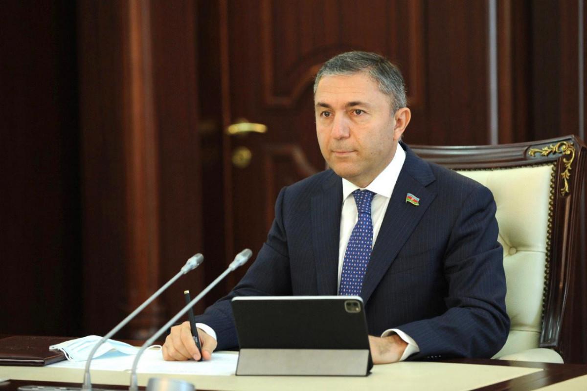 Tahir Mirkişili, Milli Məclisin İqtisadi siyasət sənaye və sahibkarlıq komitəsinin sədri