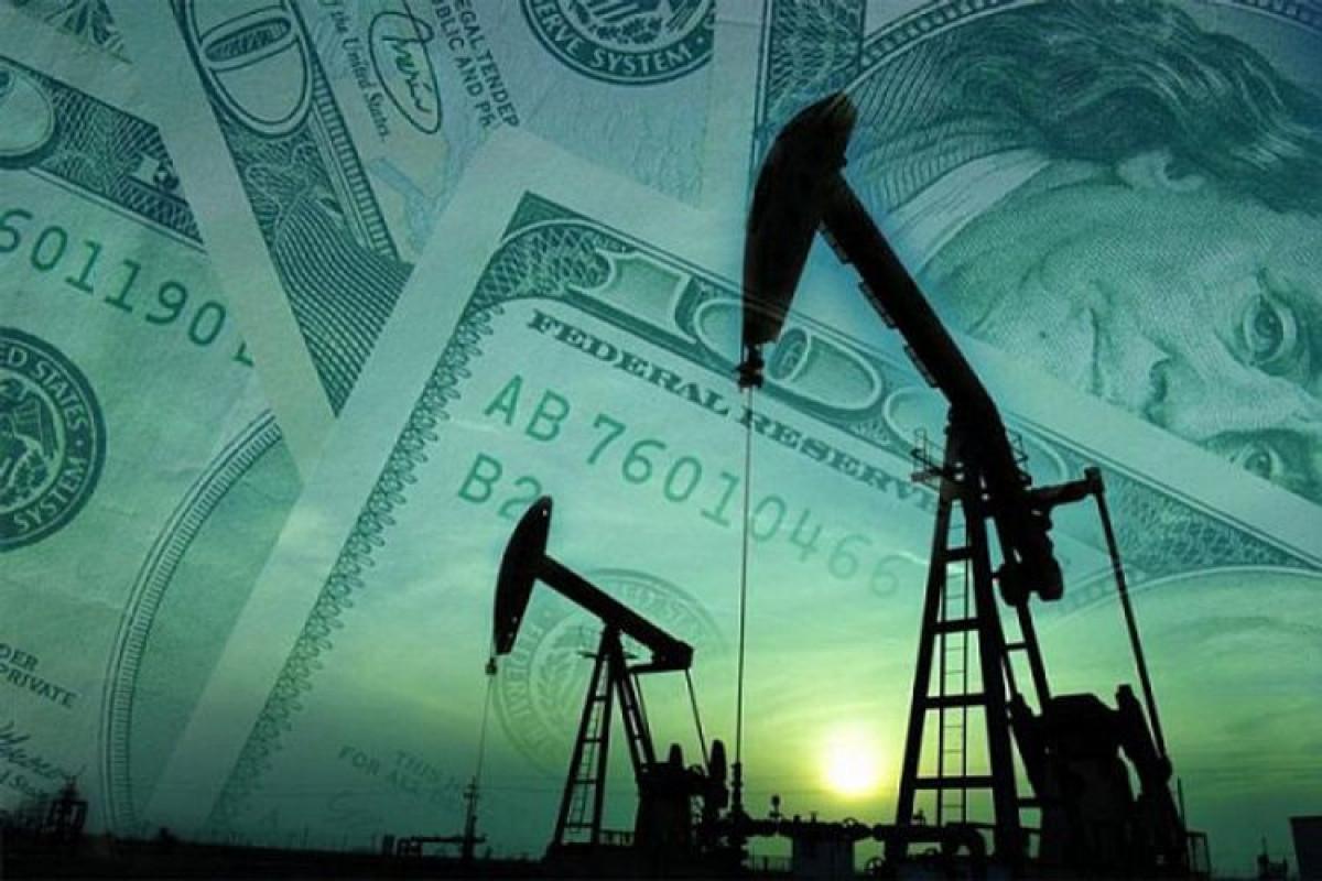 """""""Brent"""" neftinin qiyməti 82 dollara yaxınlaşıb"""