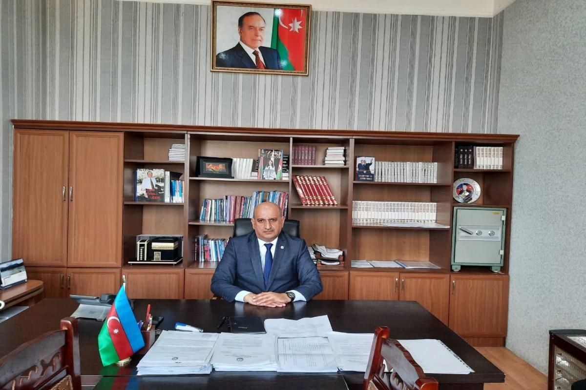 Ağdam Rayon Təhsil şöbəsinə yeni müdir təyin olunub