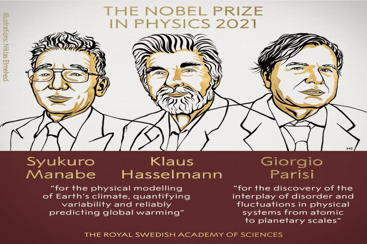 Fizika üzrə Nobel mükafatının qalibləri açıqlanıb