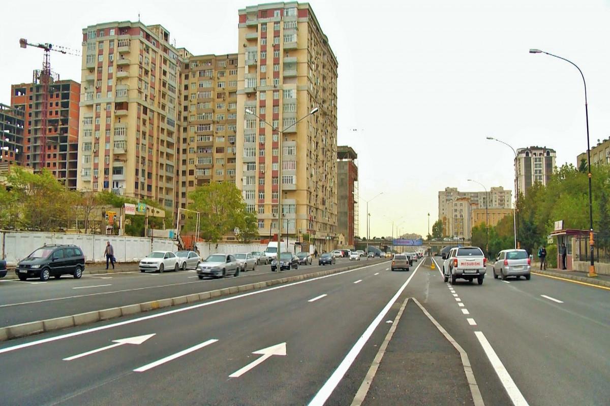 Ceyhun Səlimov küçəsi əsaslı təmir edilib - FOTO