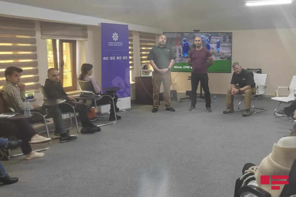 MEDİA-nın jurnalistlər üçün təlimi