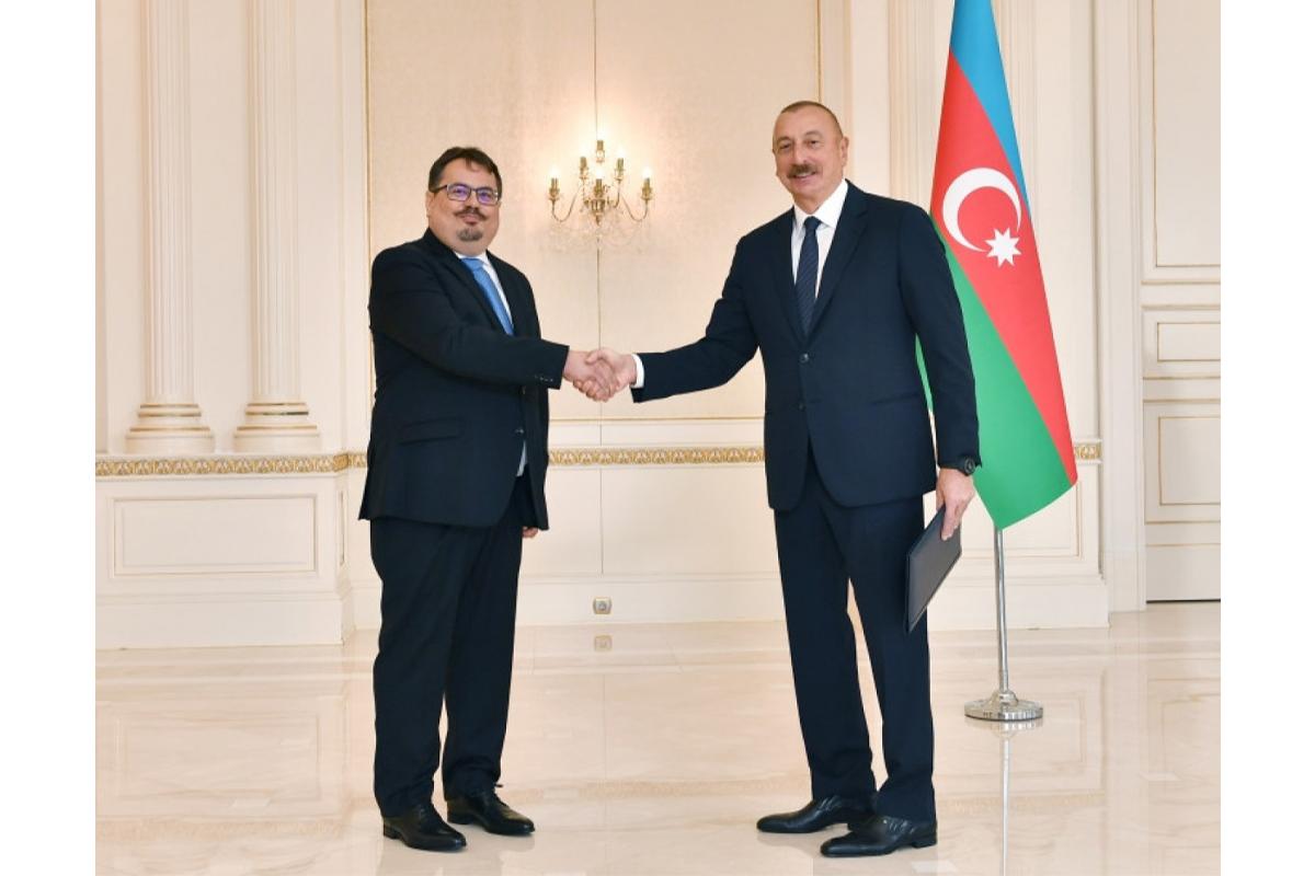 """Petr Mixalko: """"Azərbaycan Avropa İttifaqı üçün önəmli tərəfdaşdır"""""""